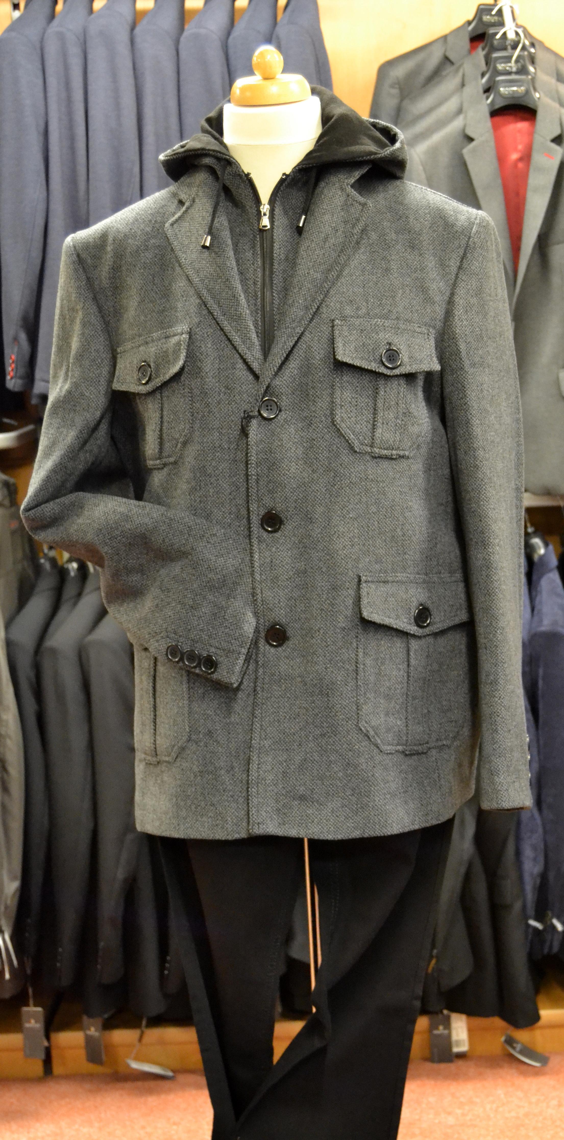 Zimní kabáty 2016 - Společenská konfekce Vsetín 2bdc73eb78