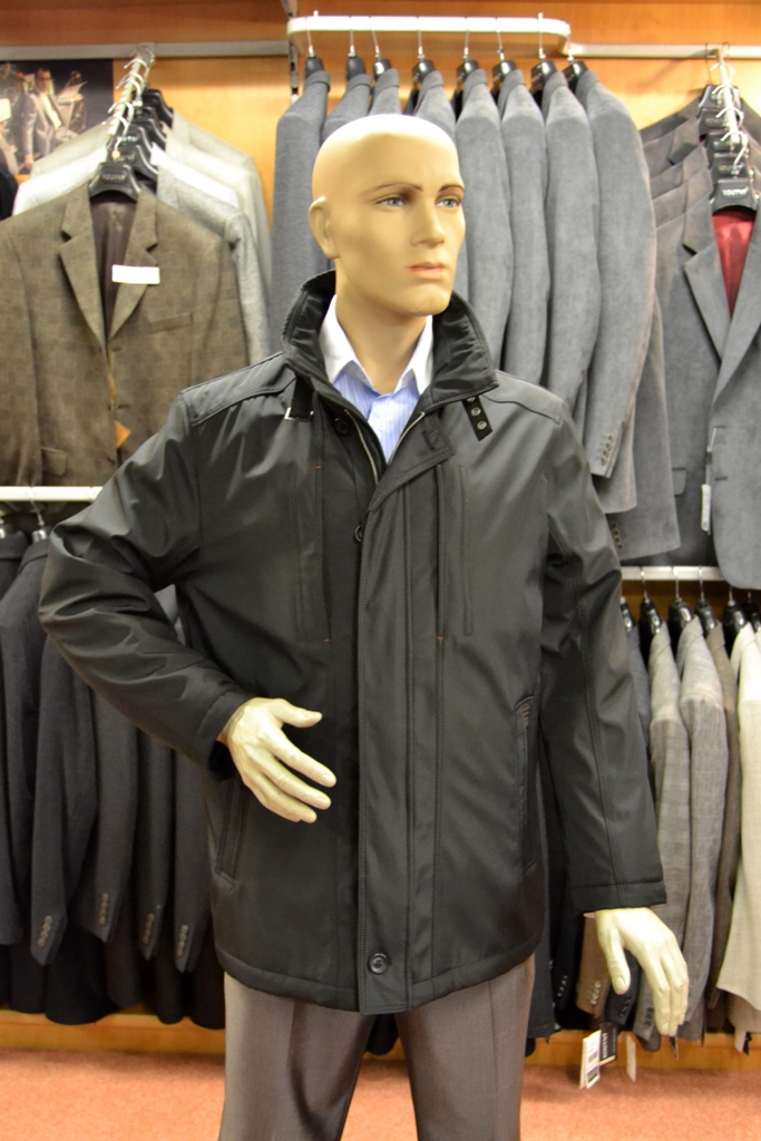 Pánské zimní kabáty a bundy - Společenská konfekce Vsetín f90fcca838