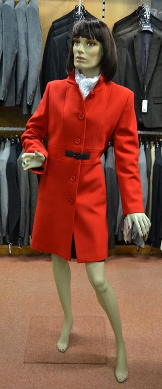 Dámské zimní kabáty a bundy - Společenská konfekce Vsetín b13c846f61